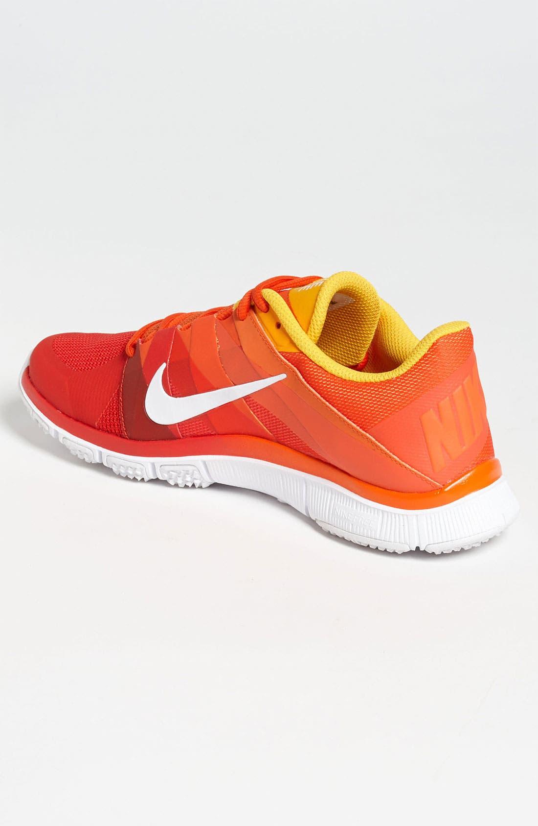 Alternate Image 2  - Nike 'Free Trainer' Training Shoe (Men)