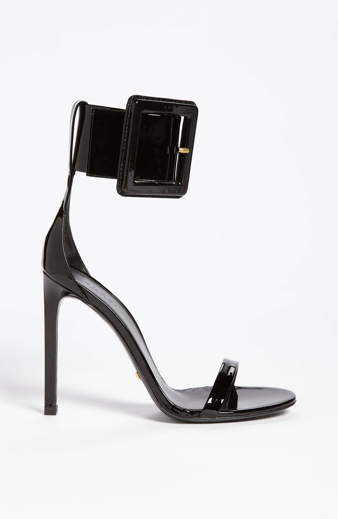 Alternate Image 4  - Gucci 'Victoire' Ankle Cuff Sandal