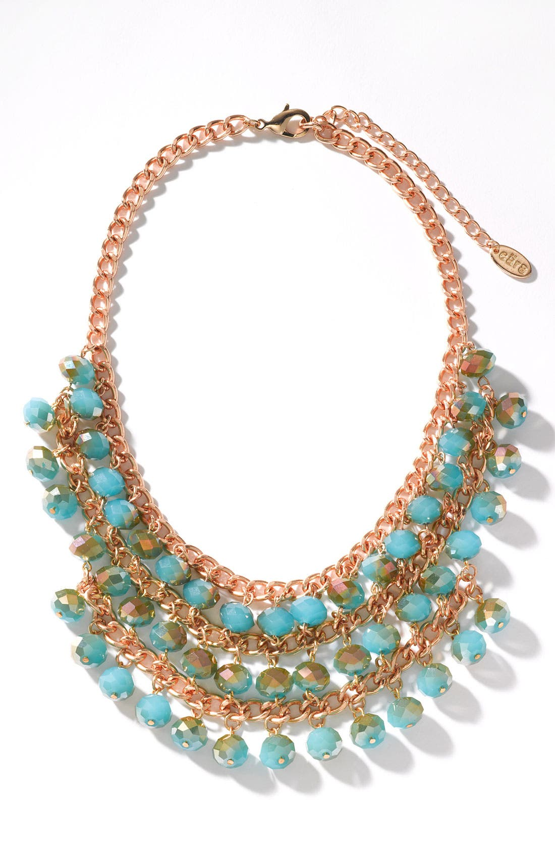 Alternate Image 3  - Cara Bib Necklace