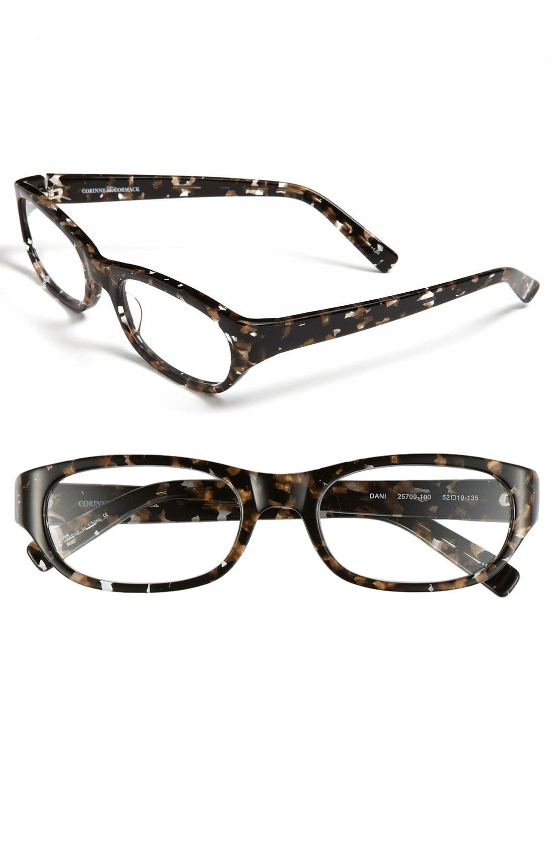 Main Image - Corinne McCormack 'Dani' 52mm Reading Glasses