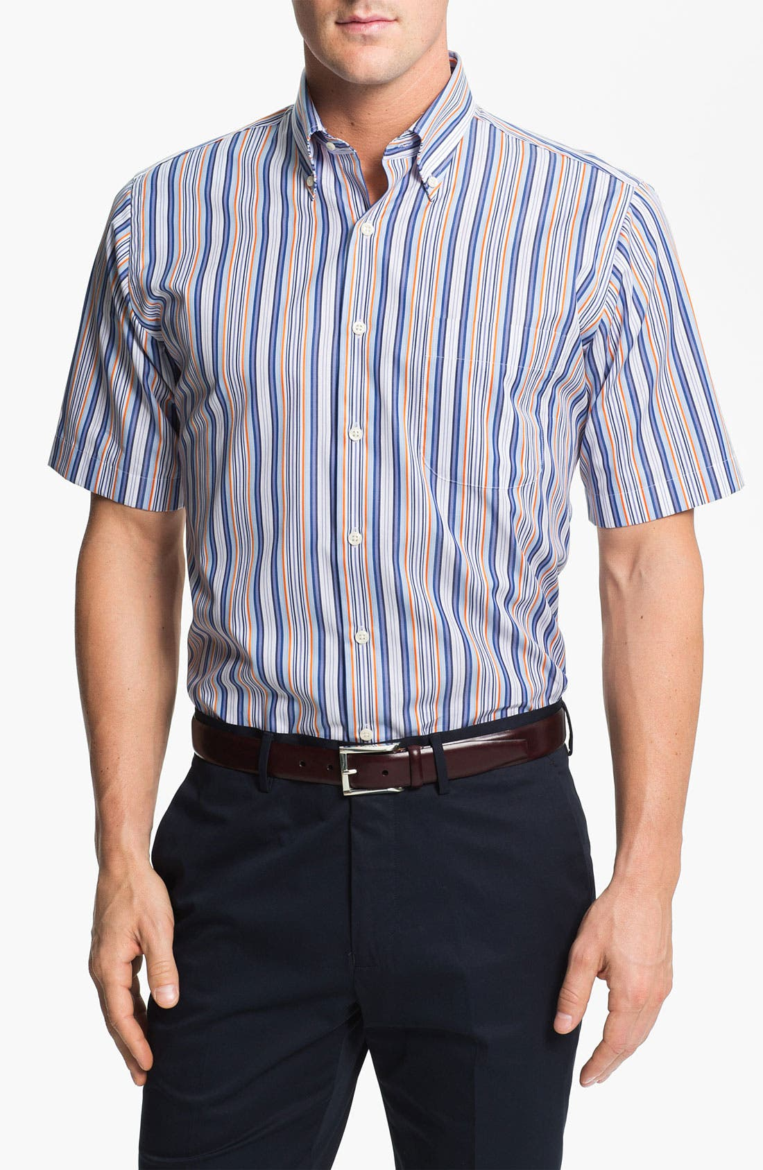 Main Image - Peter Millar Regular Fit Sport Shirt