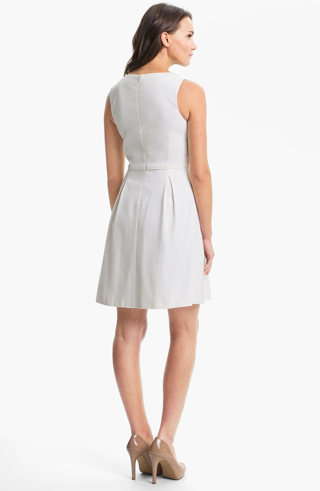 Alternate Image 2  - Trina Turk 'Seles' Embellished Fit & Flare Dress