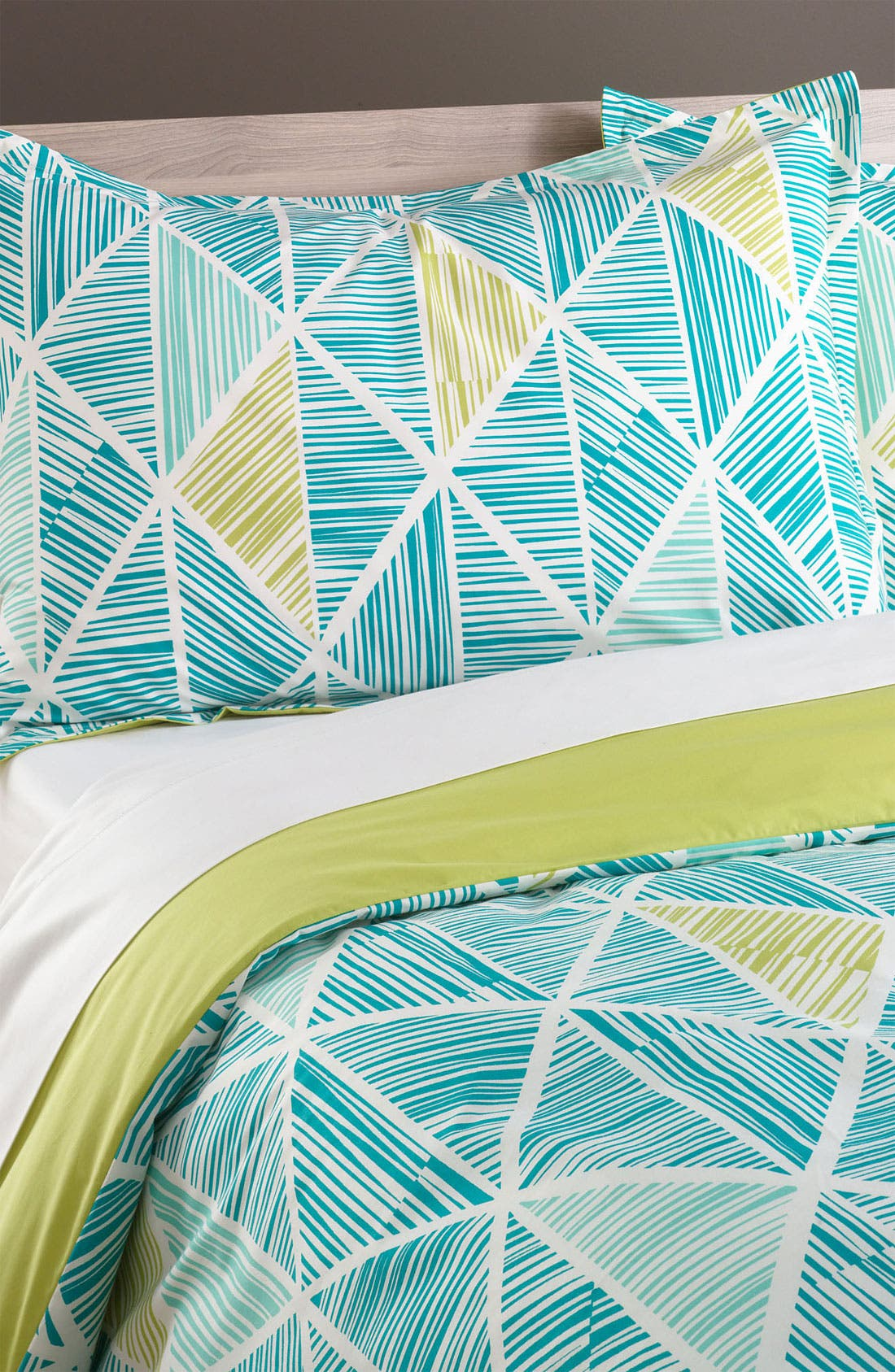 Alternate Image 1 Selected - Nordstrom at Home 'Matchstick Diamond' Sham