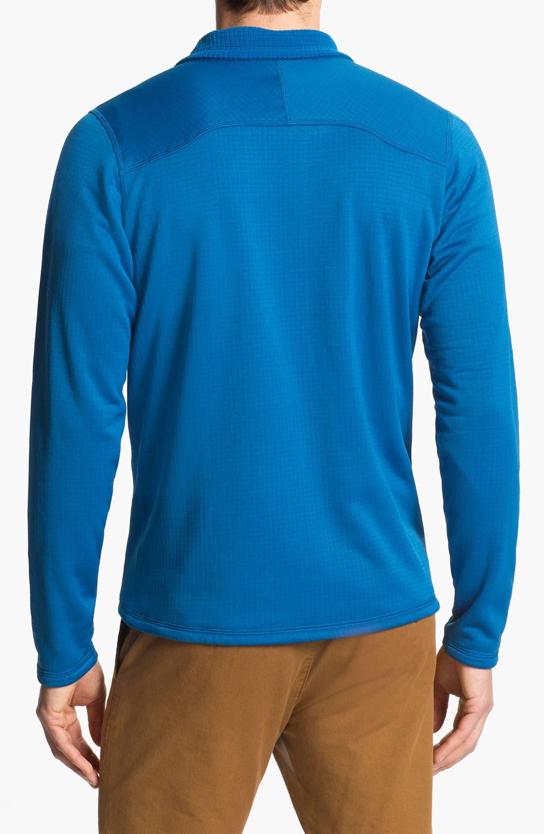 Alternate Image 2  - Patagonia 'MSR1' Zip Fleece Jacket