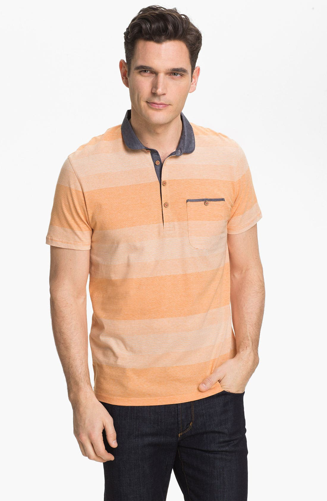 Alternate Image 1 Selected - Ted Baker London 'Wedidit' Polo