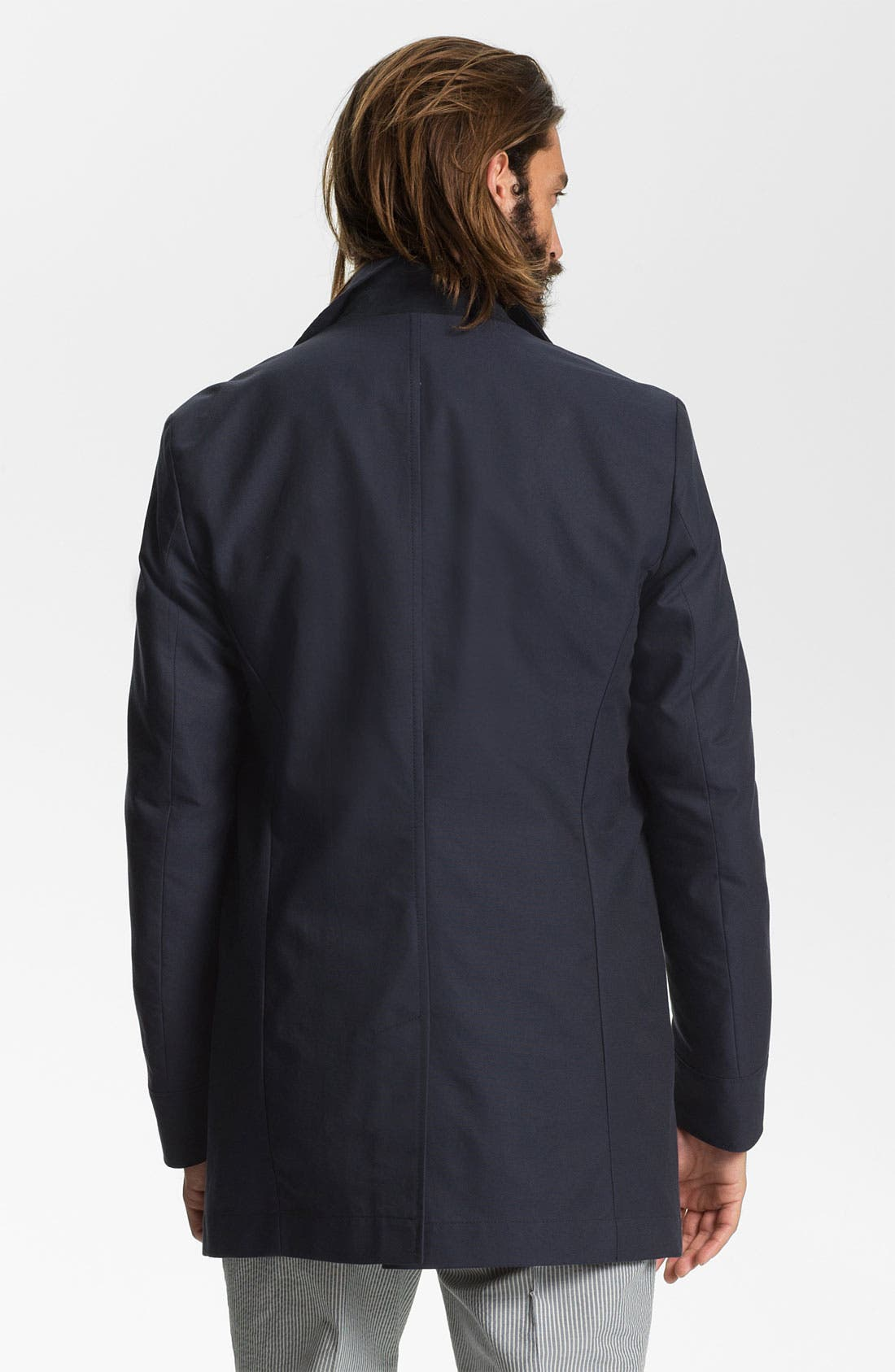 Alternate Image 2  - BOSS Black 'Waver' Raincoat (Online Only)