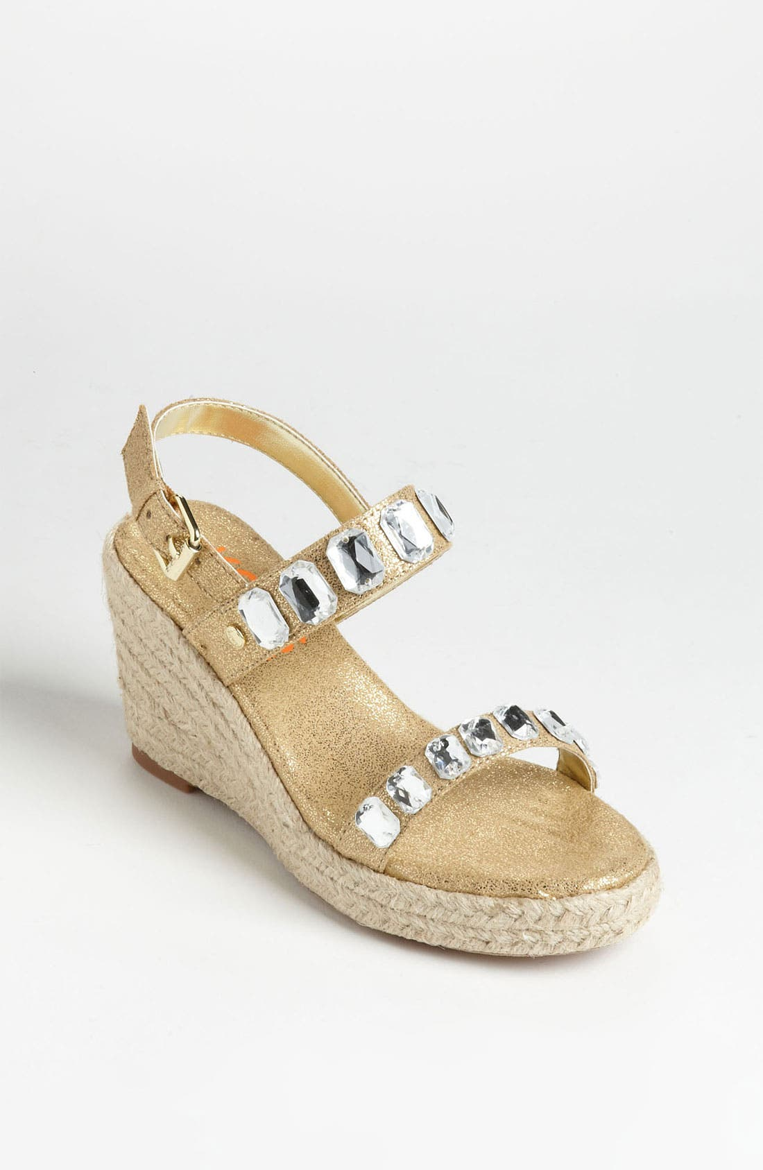 Main Image - KORS Michael Kors 'Atlantis' Sandal (Little Kid & Big Kid)