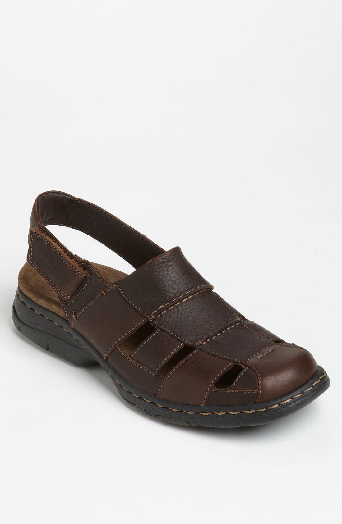 Alternate Image 1 Selected - Dunham 'Monterey' Sandal