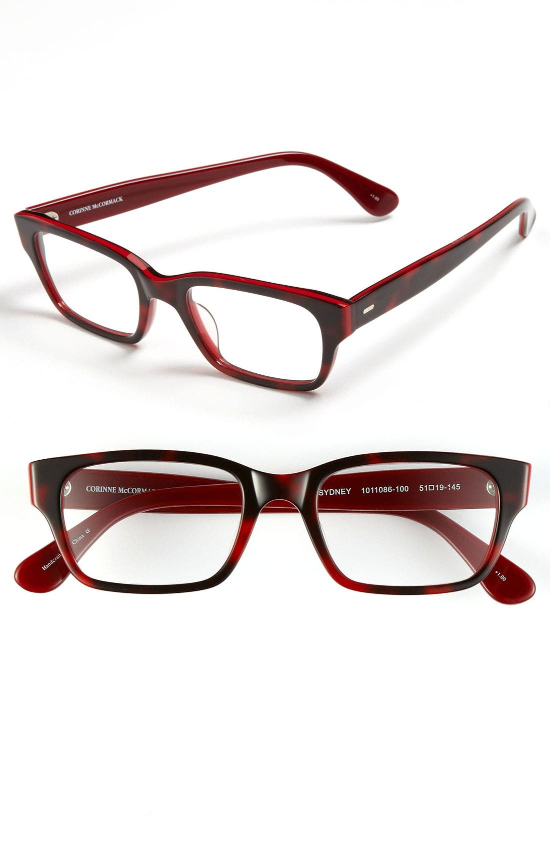 Main Image - Corinne McCormack 51mm Reading Glasses (Online Exclusive)