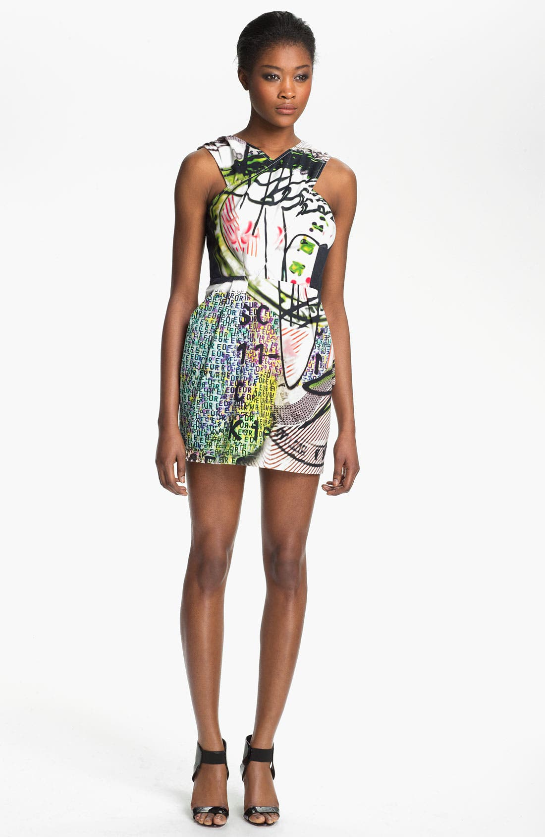 Main Image - Mary Katrantzou Current/Elliott 'The Fortune Teller' Dress