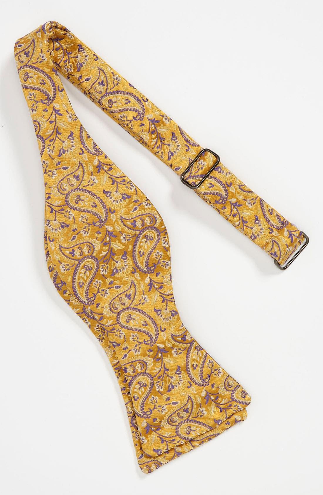 Alternate Image 2  - Robert Talbott Silk Bow Tie