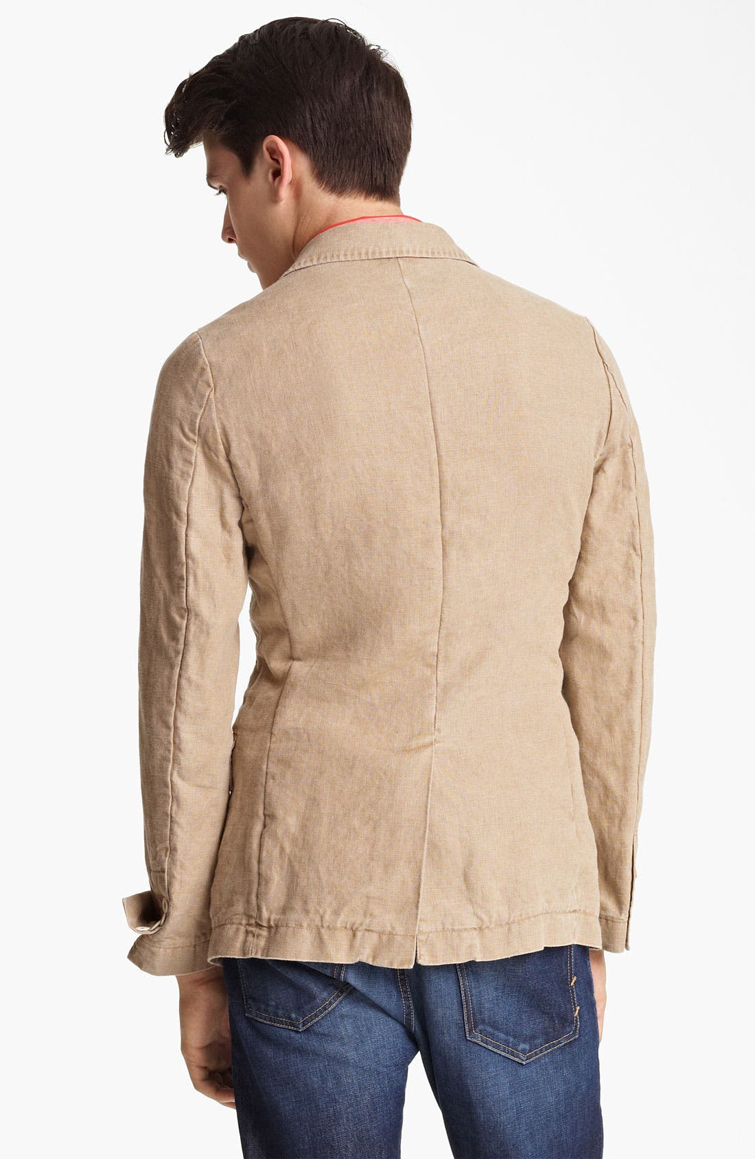 Alternate Image 2  - Billy Reid 'Lewis' Linen Blazer