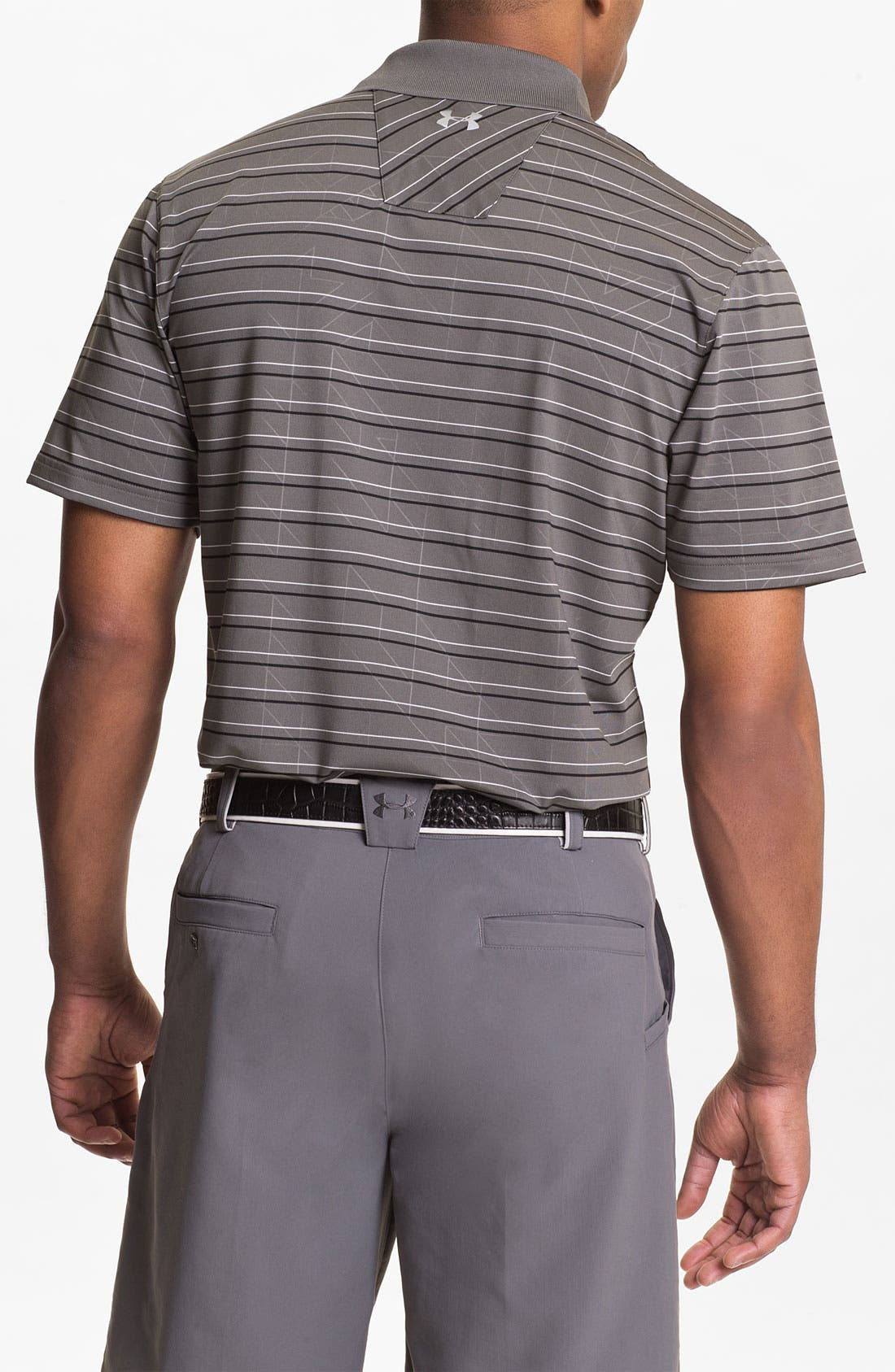 Alternate Image 2  - Under Armour HeatGear® Performance Polo
