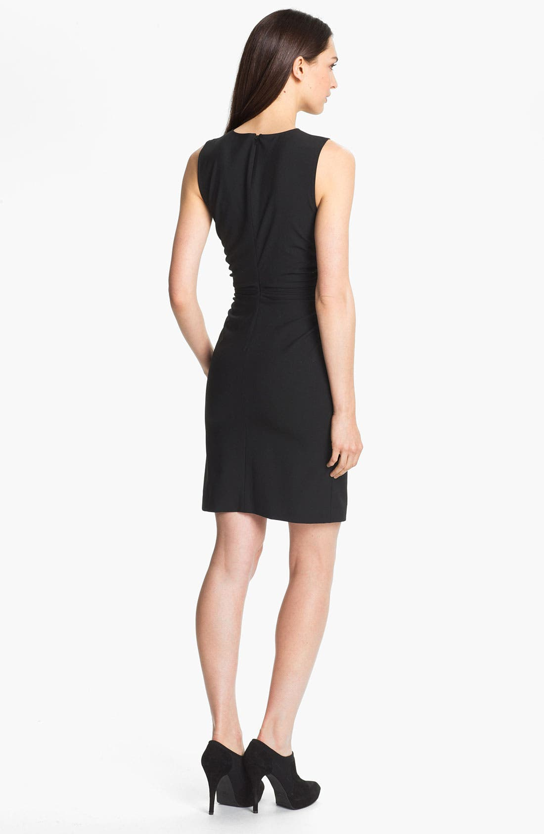 Alternate Image 2  - Theory 'Elowen' Wool Sheath Dress