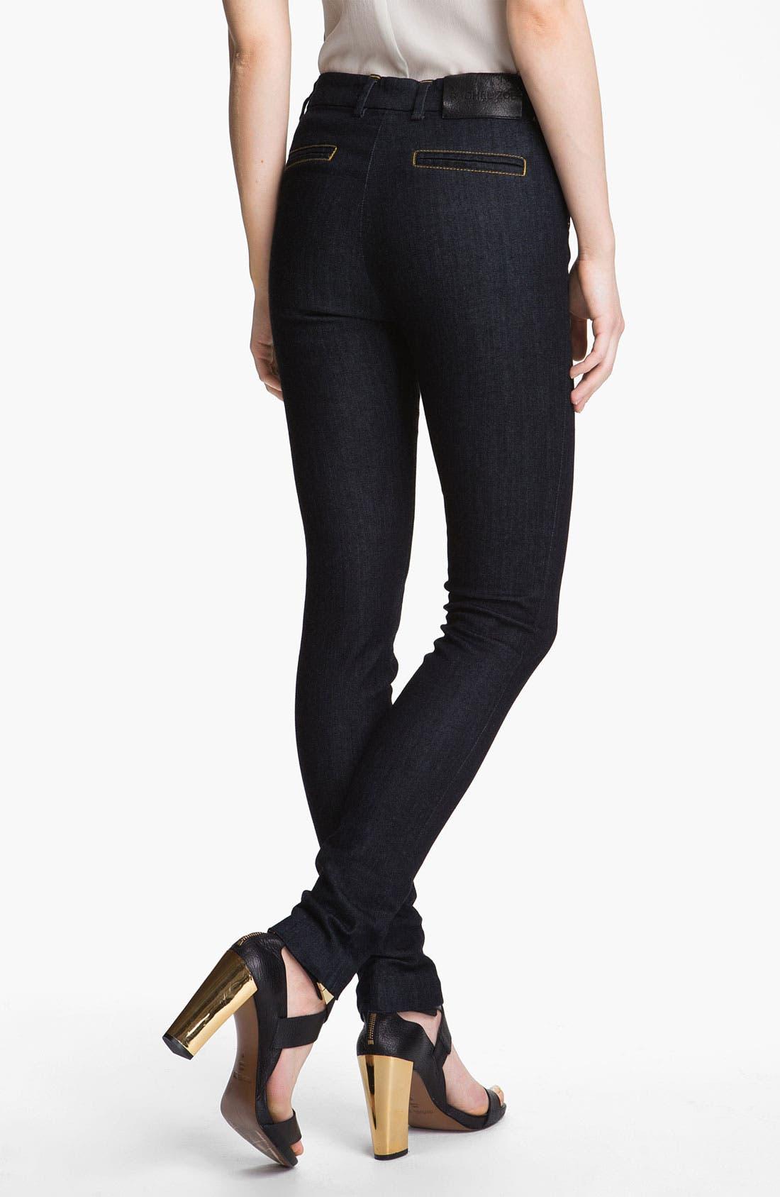 Alternate Image 2  - Rachel Zoe 'Alek' Slim Jeans