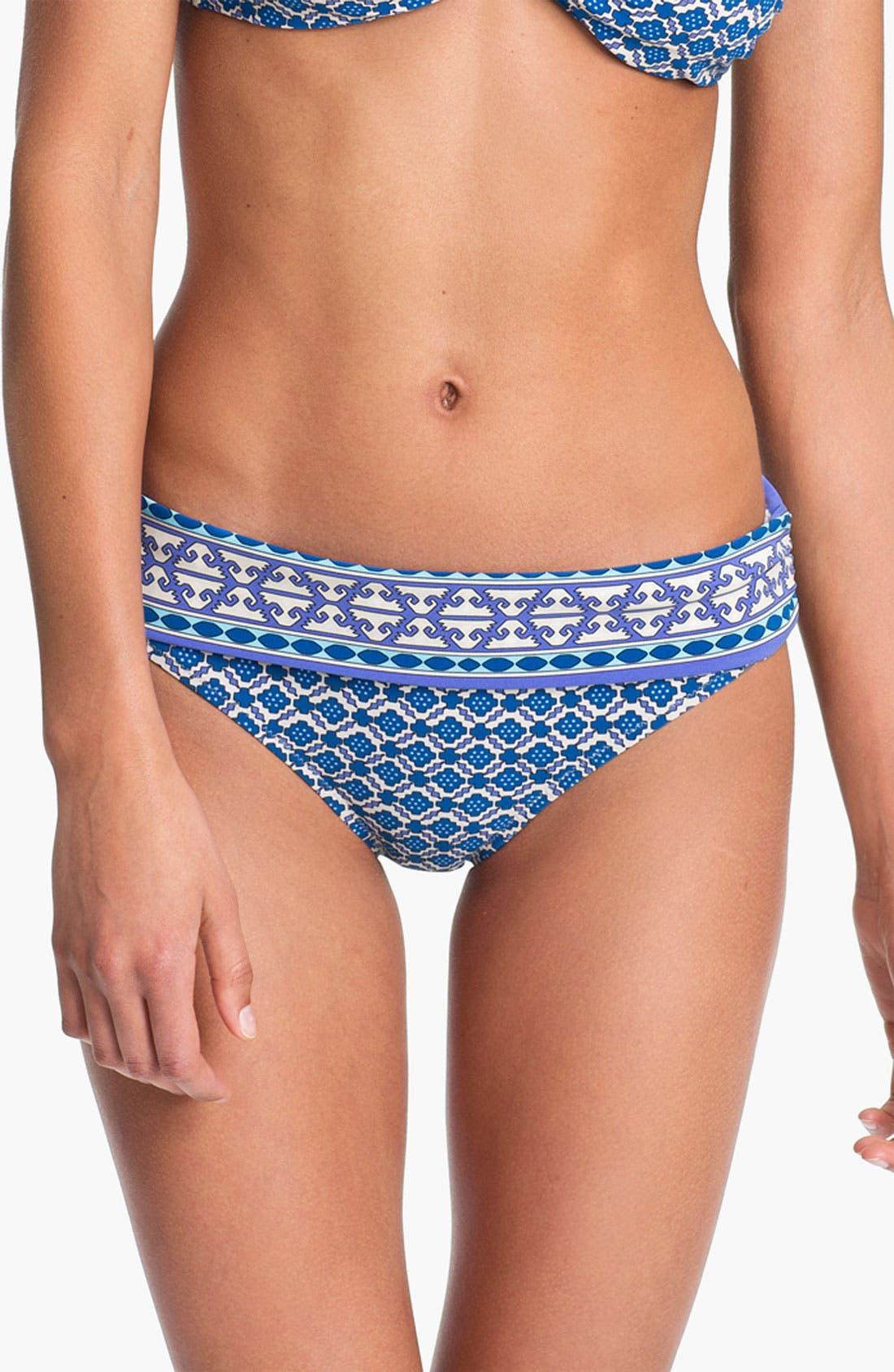Alternate Image 1 Selected - Tory Burch 'Moray' Bikini Bottoms