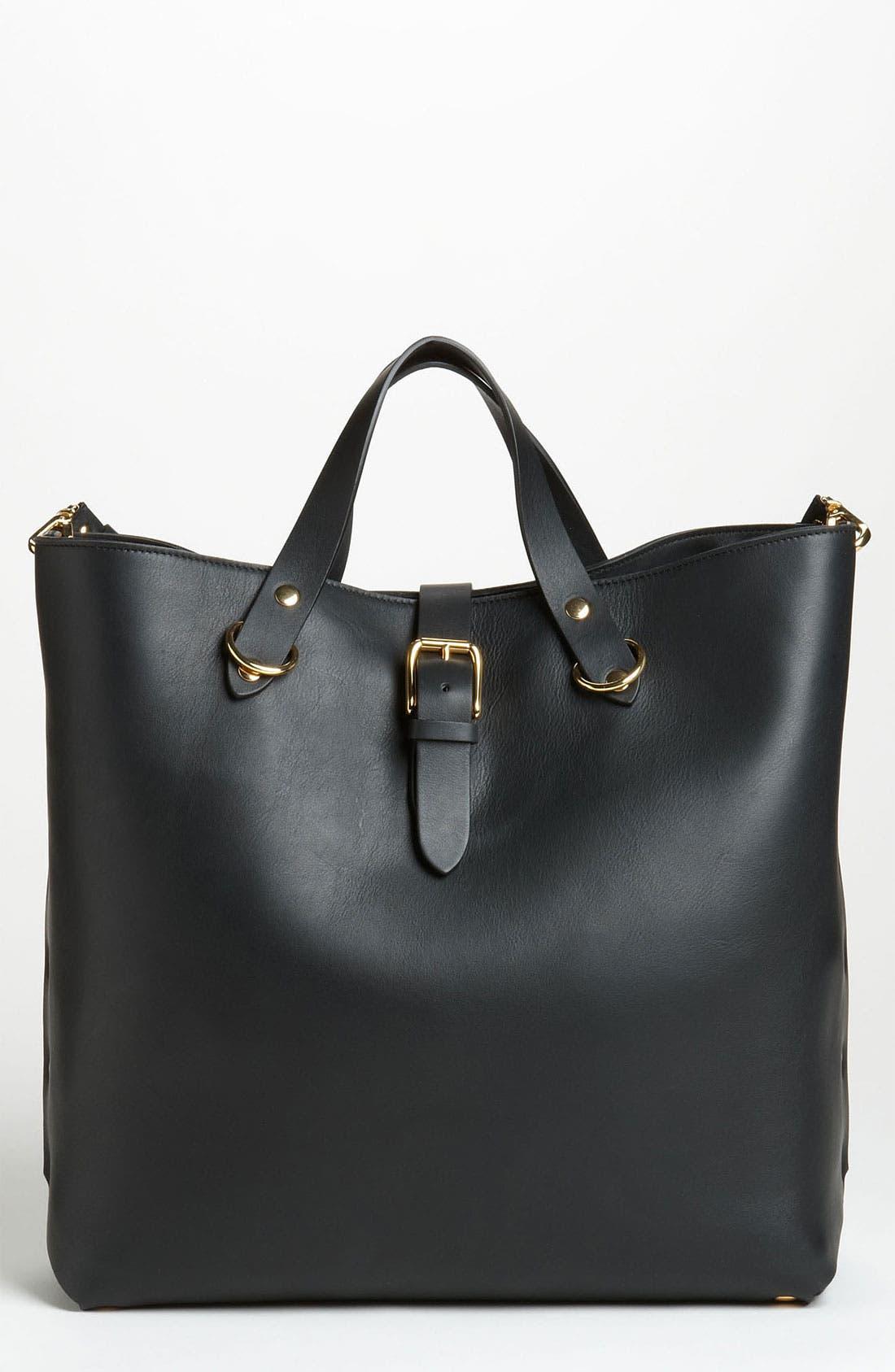 Alternate Image 1 Selected - Marni 'Large' Studded Leather Tote
