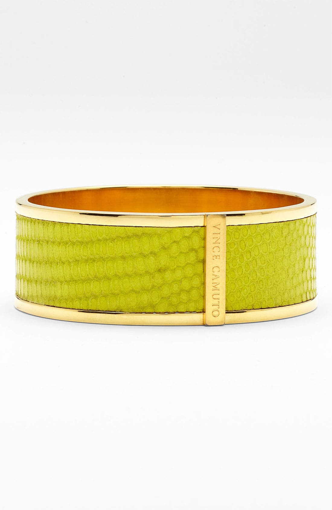 Main Image - Vince Camuto Leather Bangle