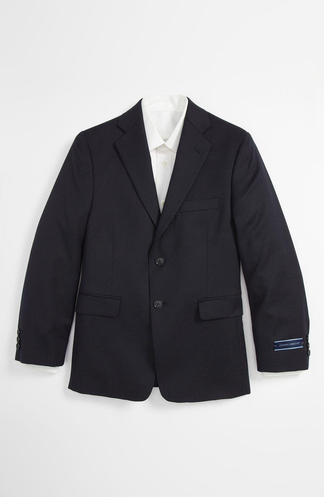 Alternate Image 1 Selected - Joseph Abboud Suit Blazer (Big Boys)