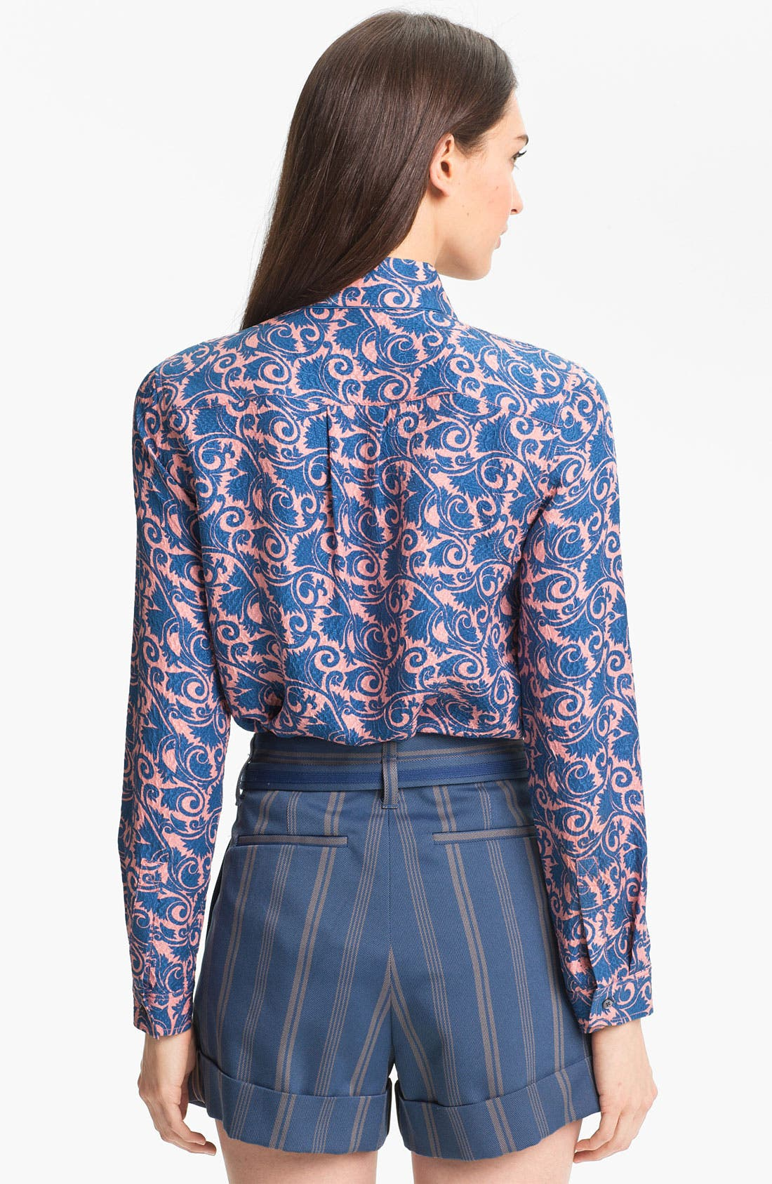 Alternate Image 2  - MARC BY MARC JACOBS 'Tootsie Flower' Silk Top