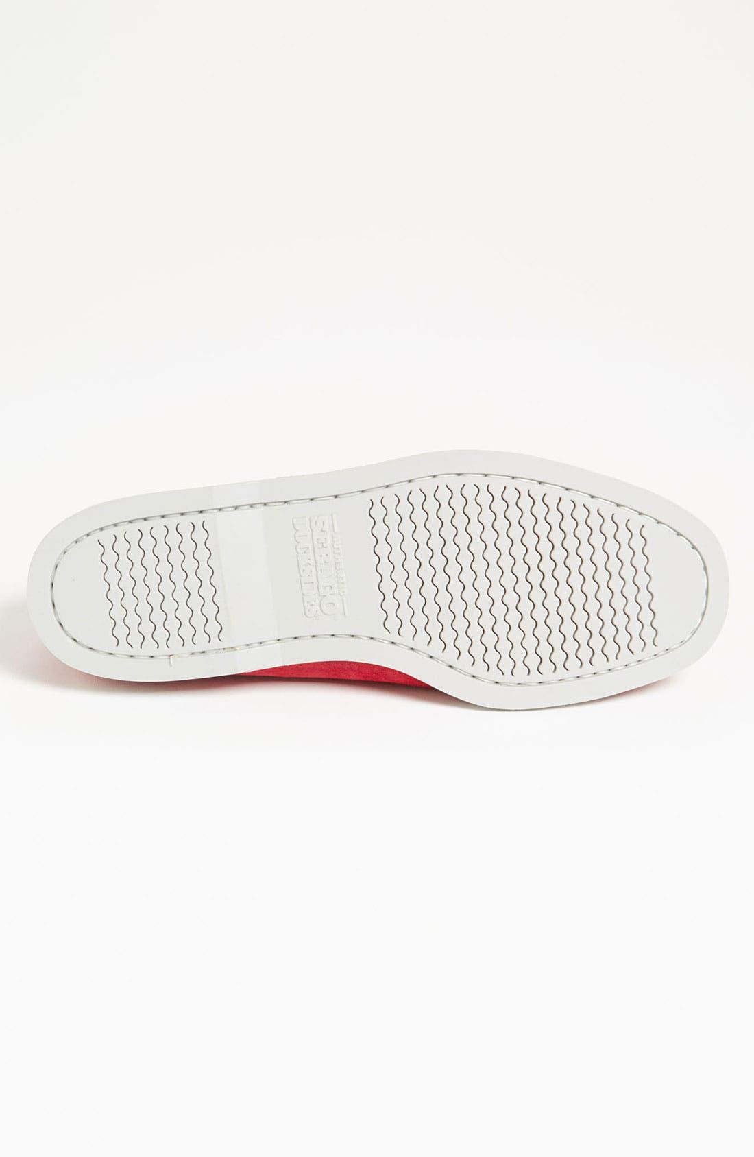 Alternate Image 4  - Sebago 'Docksides®' Suede Boat Shoe