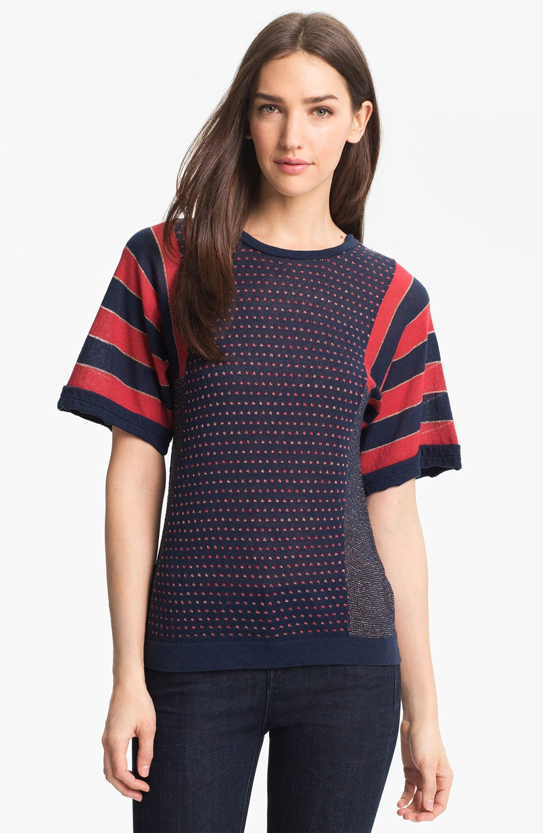 Alternate Image 1 Selected - MARC BY MARC JACOBS 'Click Clack' Sweater