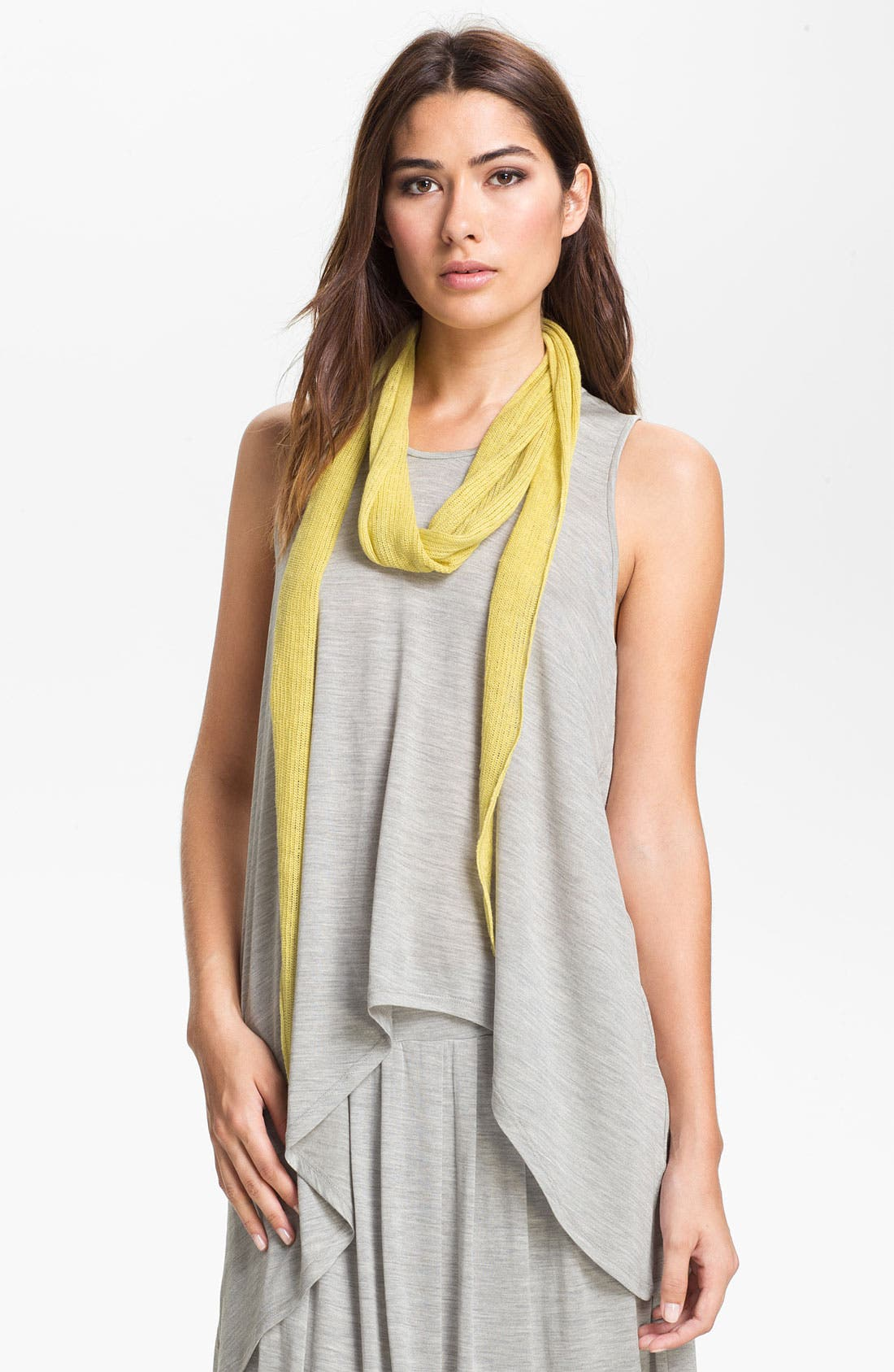 Alternate Image 1 Selected - Eileen Fisher 'Parallelogram' Scarf