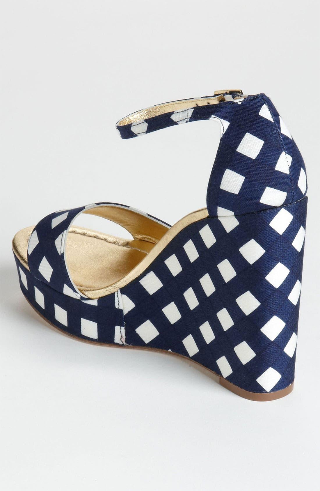 Alternate Image 2  - kate spade new york 'dabney' wedge sandal