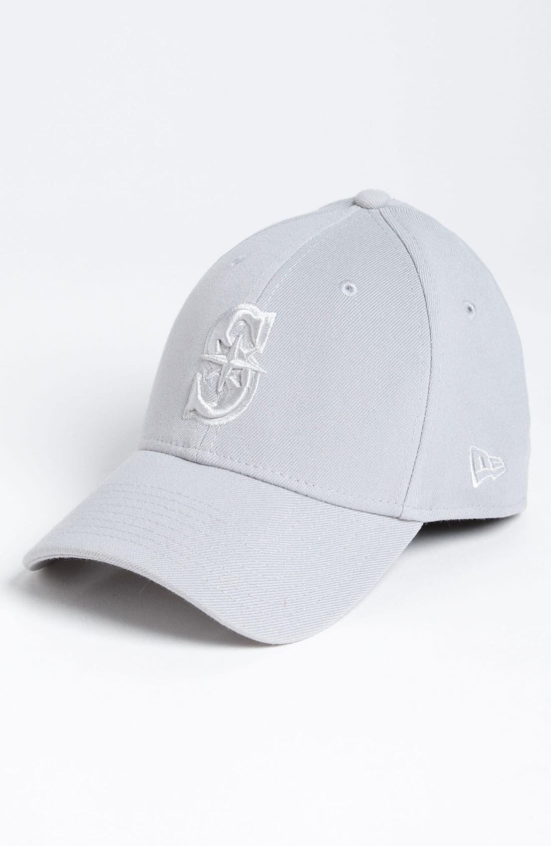 Main Image - New Era Cap 'Seattle Mariners - Tonal Classic' Fitted Baseball Cap