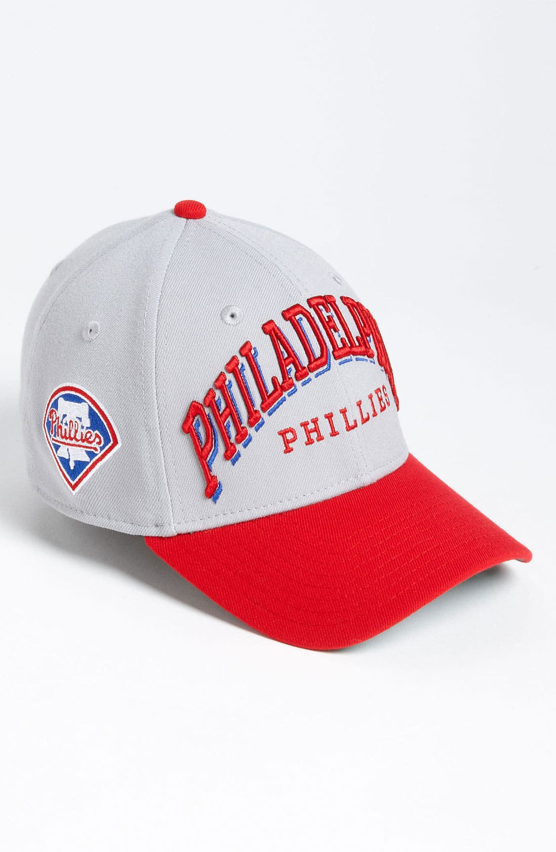 Alternate Image 2  - New Era Cap 'Philadelphia Phillies - Arch Mark' Fitted Baseball Cap