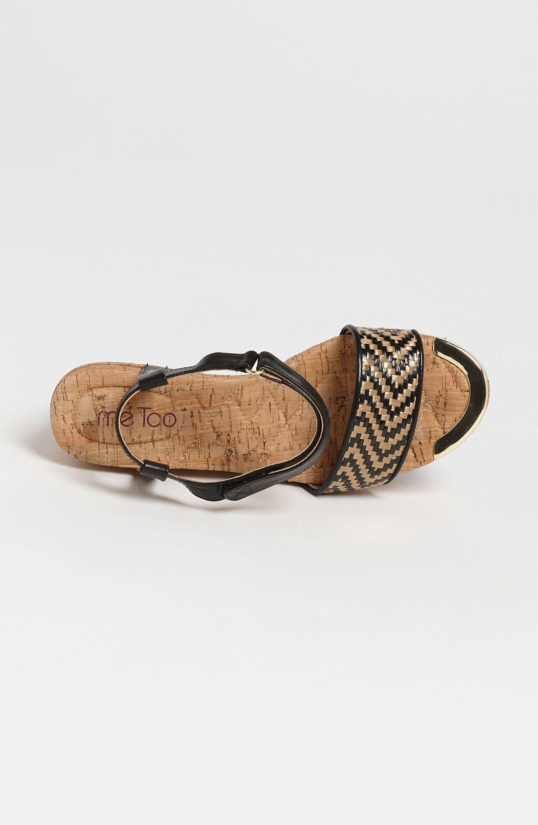 Alternate Image 3  - Me Too 'Chanella' Sandal