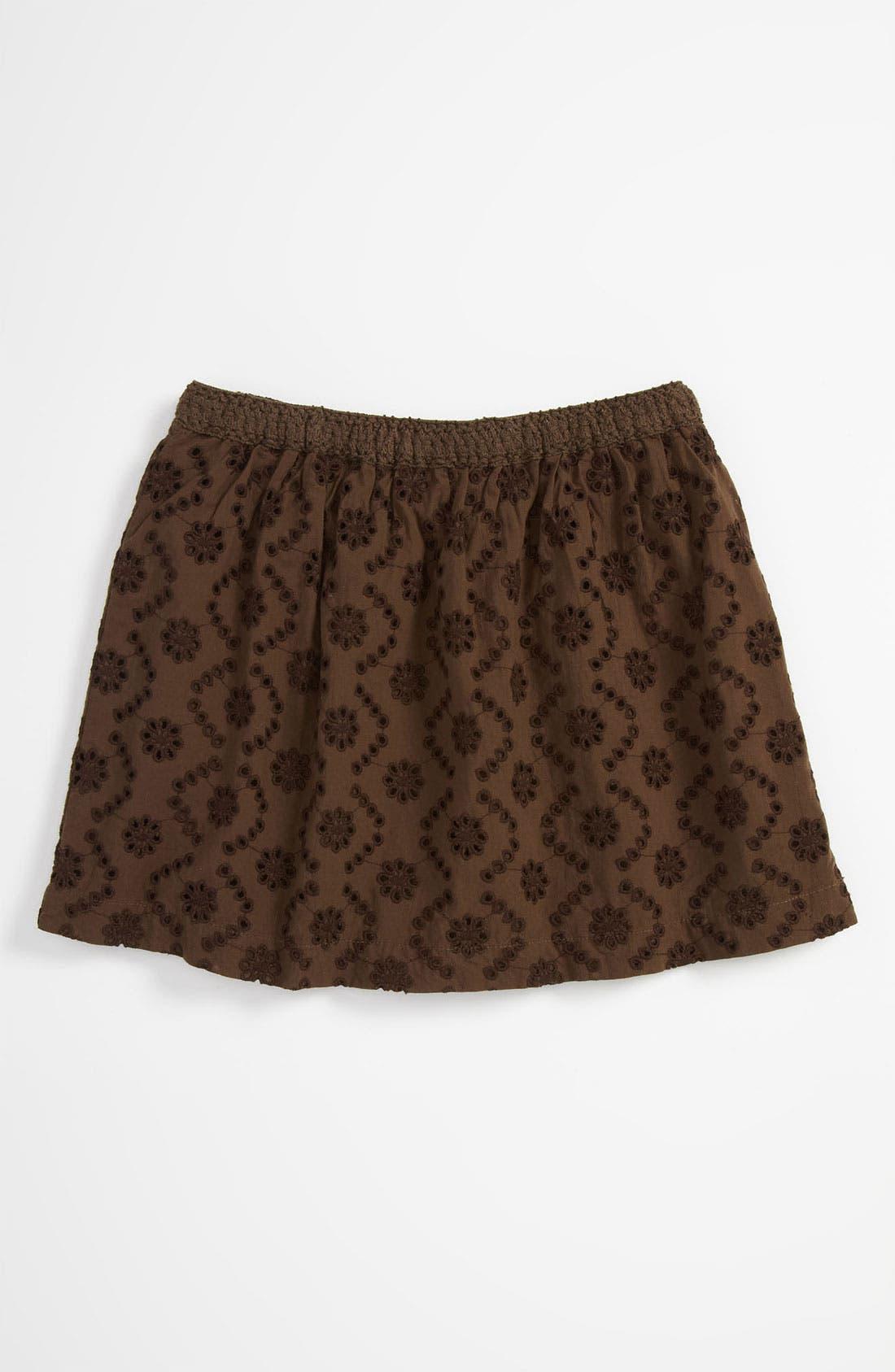 Main Image - Peek 'Inez' Skirt (Toddler, Little Girls & Big Girls)