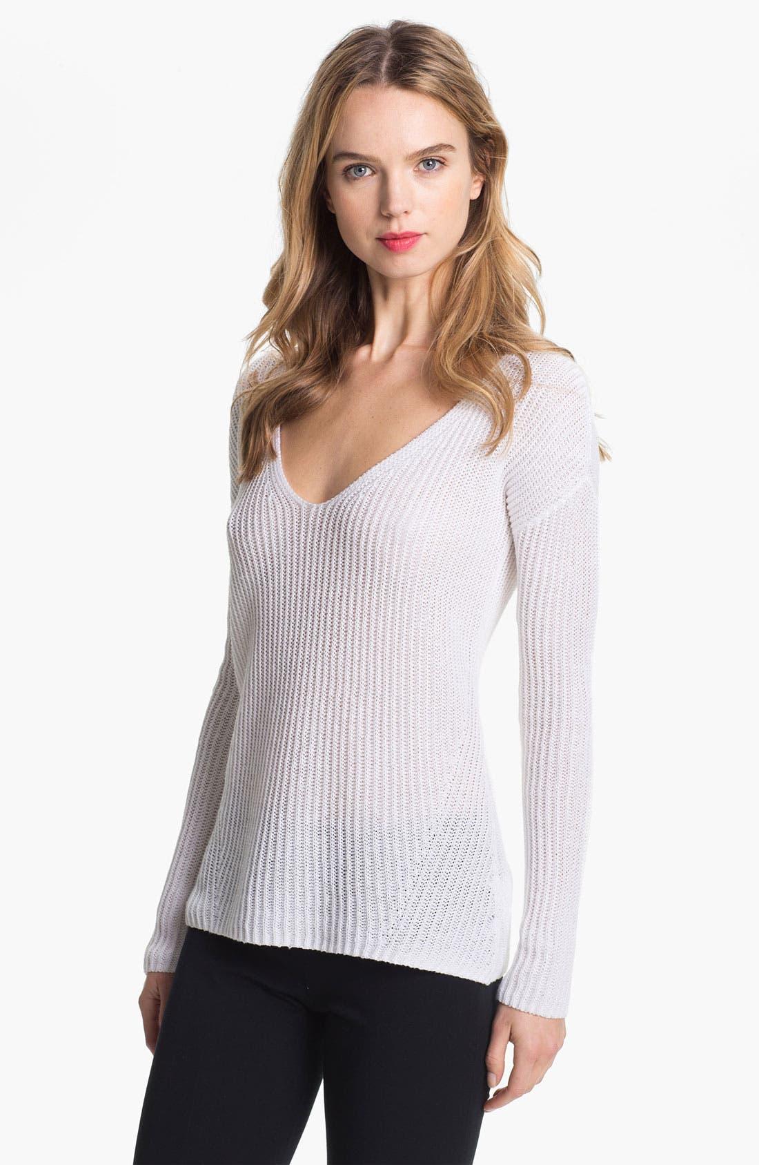 Main Image - Theory 'Dafna' Sweater