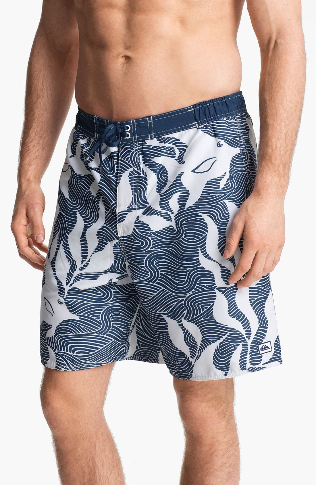 Alternate Image 1 Selected - Quiksilver Waterman Collection 'Angler' Board Shorts