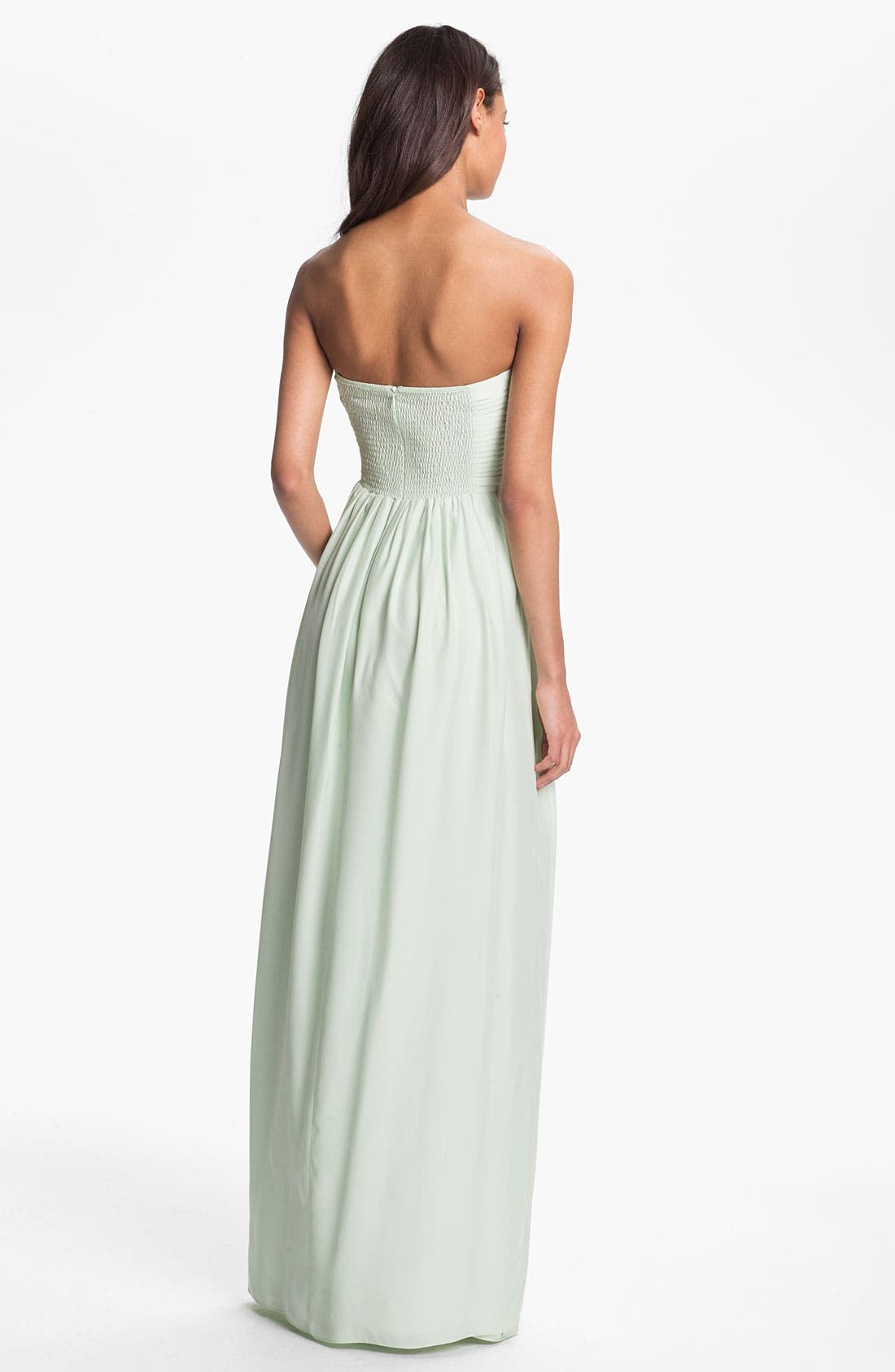 Alternate Image 2  - Parker 'Bayou' Silk Maxi Dress