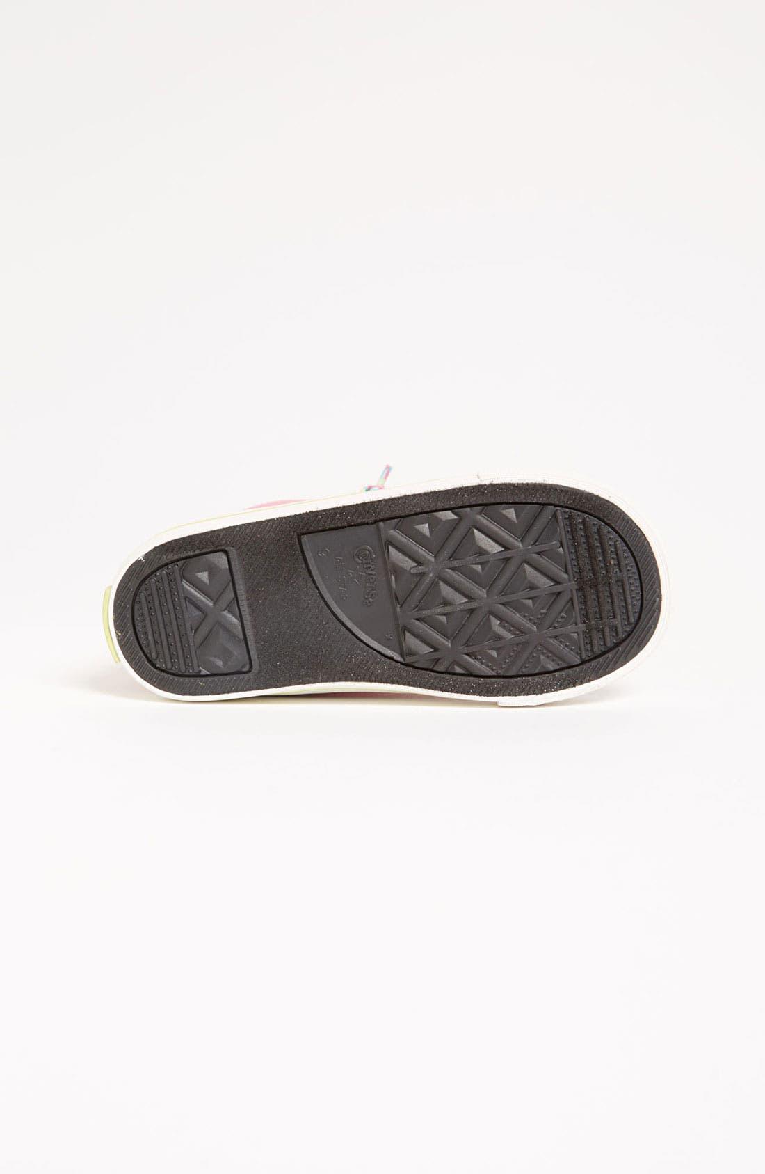 Alternate Image 4  - Converse Chuck Taylor® All Star® 'X-Hi' Sneaker (Baby, Walker & Toddler)