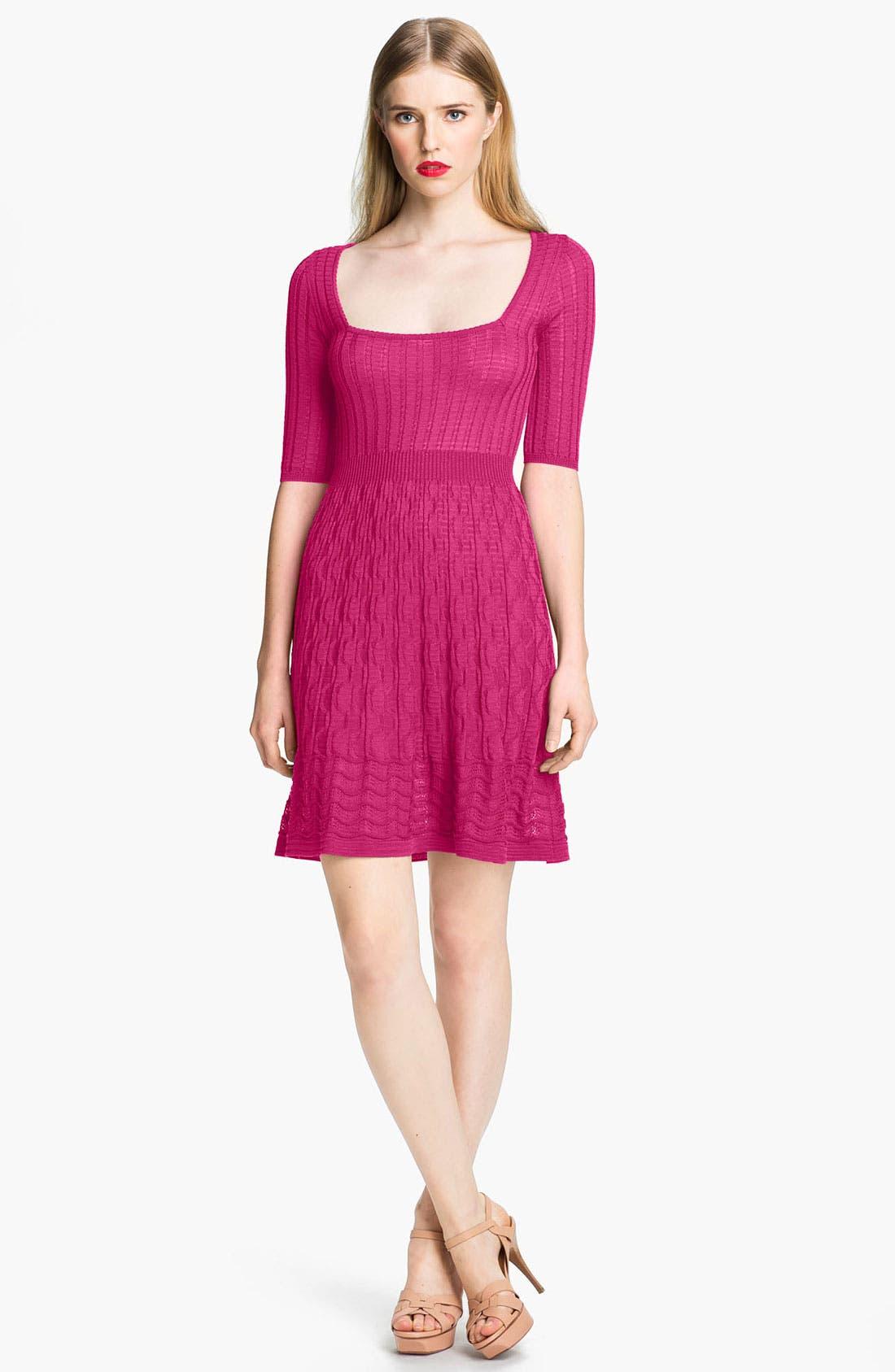 Alternate Image 1 Selected - M Missoni Knit Dress