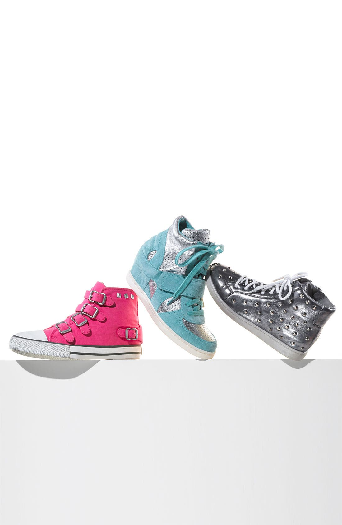Alternate Image 5  - Ash 'Flip' High Top Sneaker (Toddler, Little Kid & Big Kid)