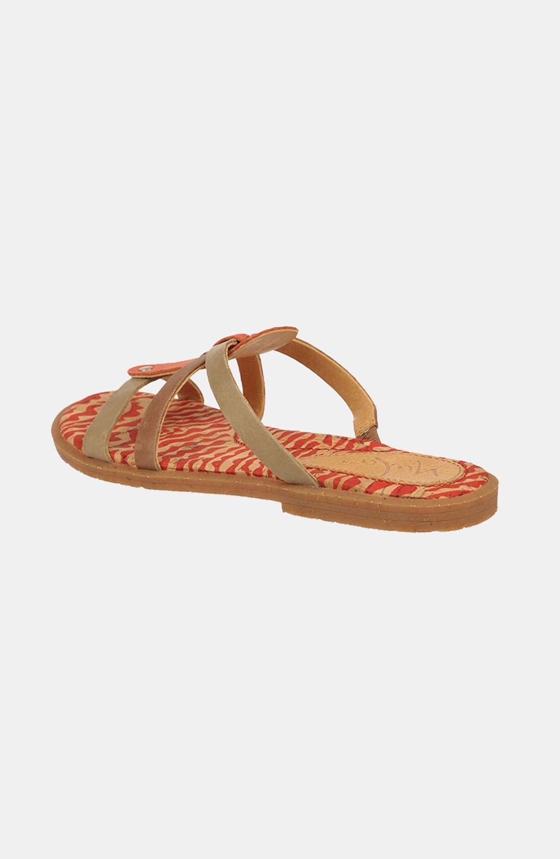 Alternate Image 2  - Naya 'Painted Sock' Sandal