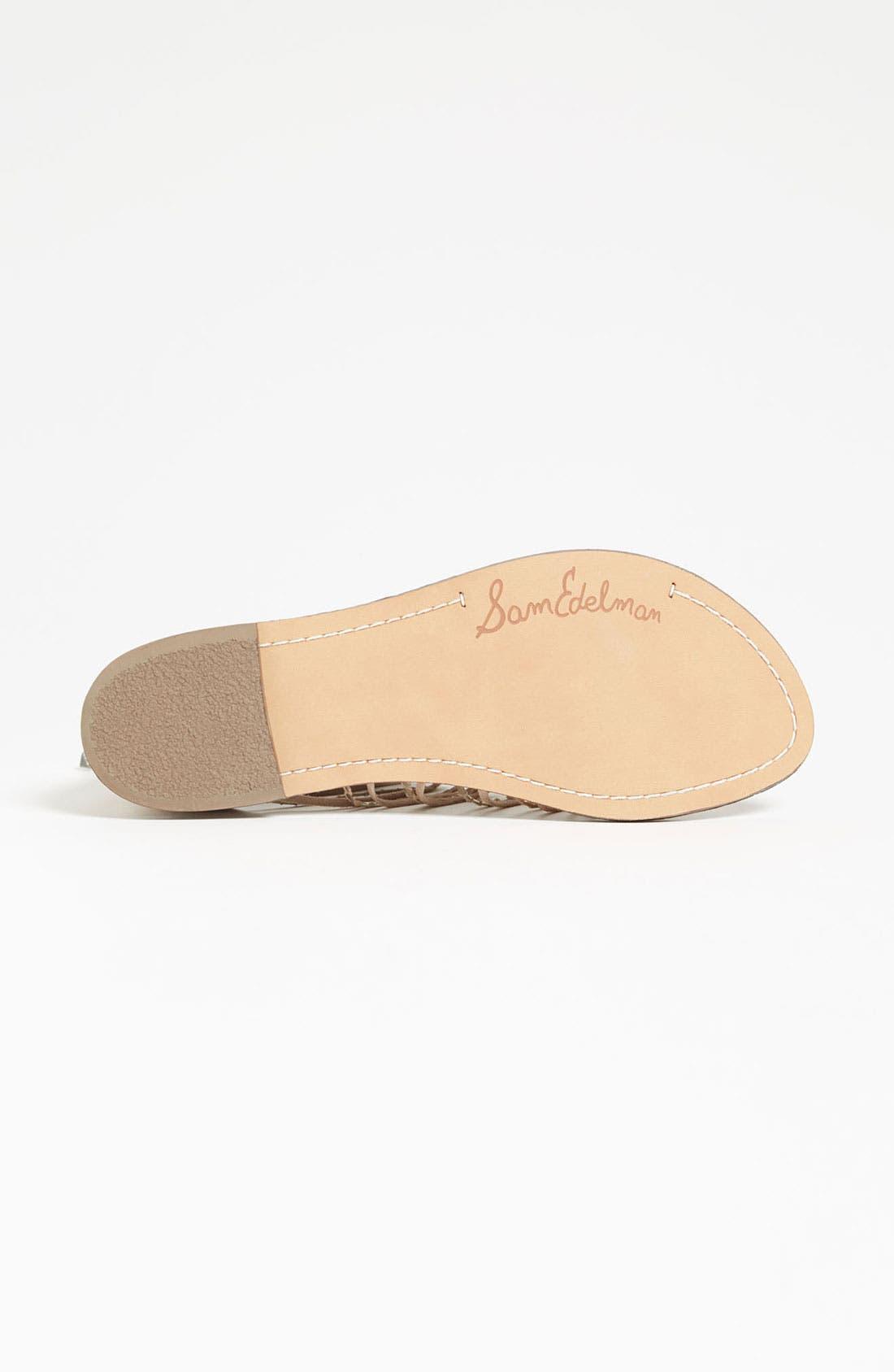 Alternate Image 3  - Sam Edelman 'Grant' Sandal