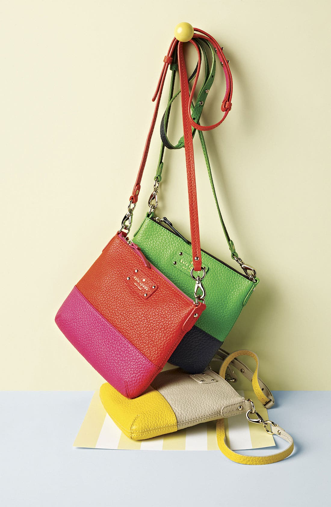 Alternate Image 5  - kate spade new york 'grove park - tenley' crossbody bag