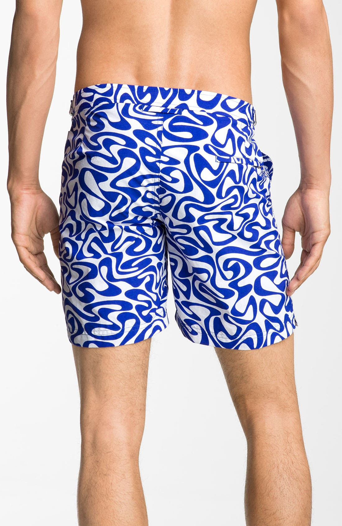 Alternate Image 2  - Orlebar Brown 'Bulldog' Print Swim Trunks