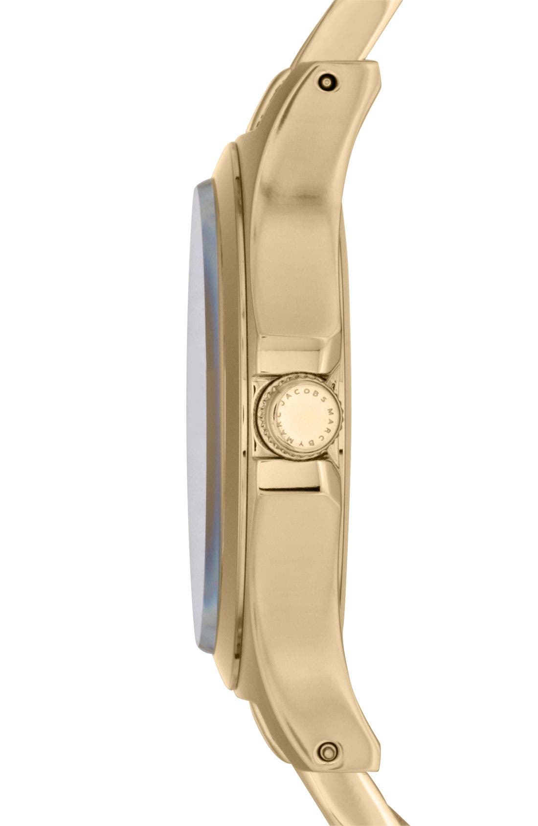 Alternate Image 2  - MARC BY MARC JACOBS 'Baby Dave' Bracelet Watch