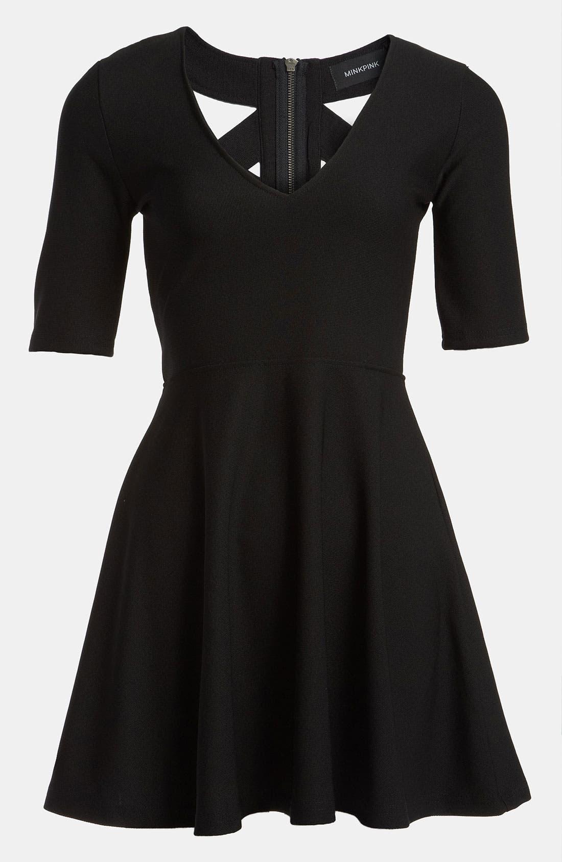 Alternate Image 1 Selected - MINKPINK 'All Coming Back' Dress