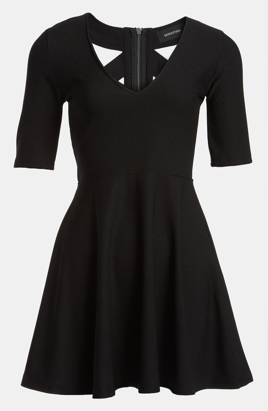 Main Image - MINKPINK 'All Coming Back' Dress