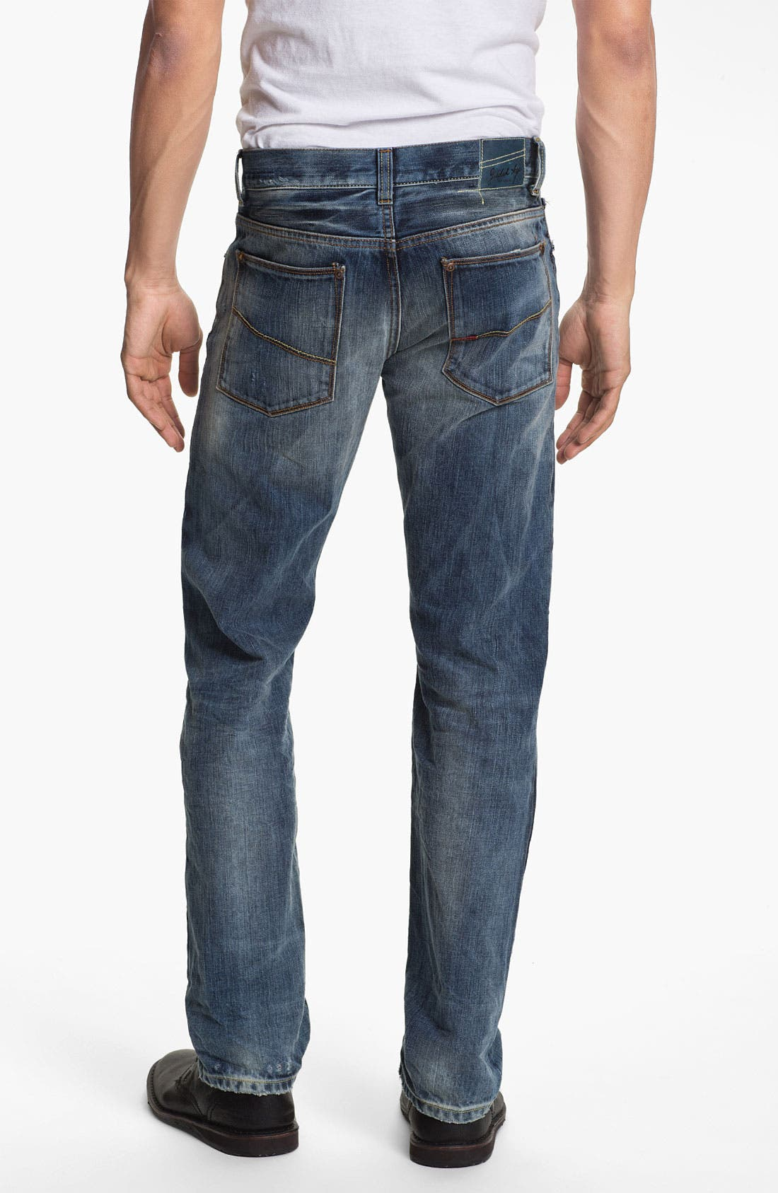 Alternate Image 1 Selected - Gilded Age 'Baxten' Slim Fit Jeans (Light)