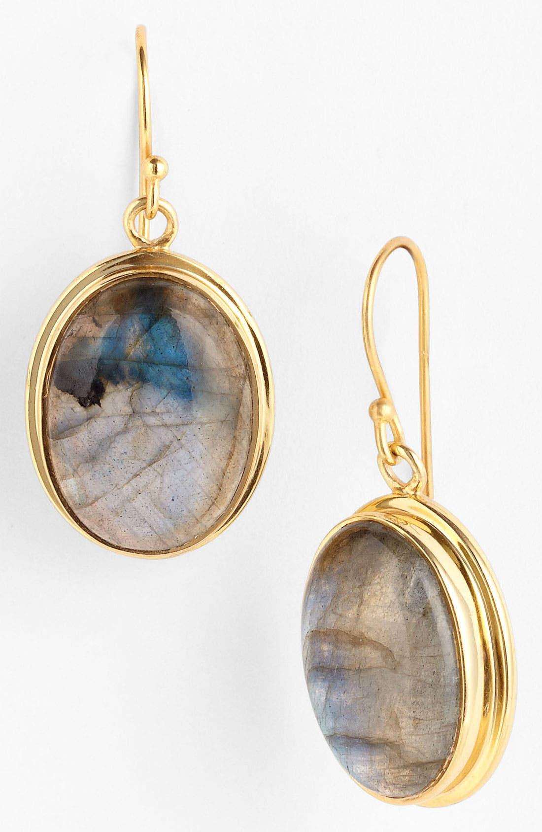 Main Image - Argento Vivo Drop Earrings (Nordstrom Exclusive)