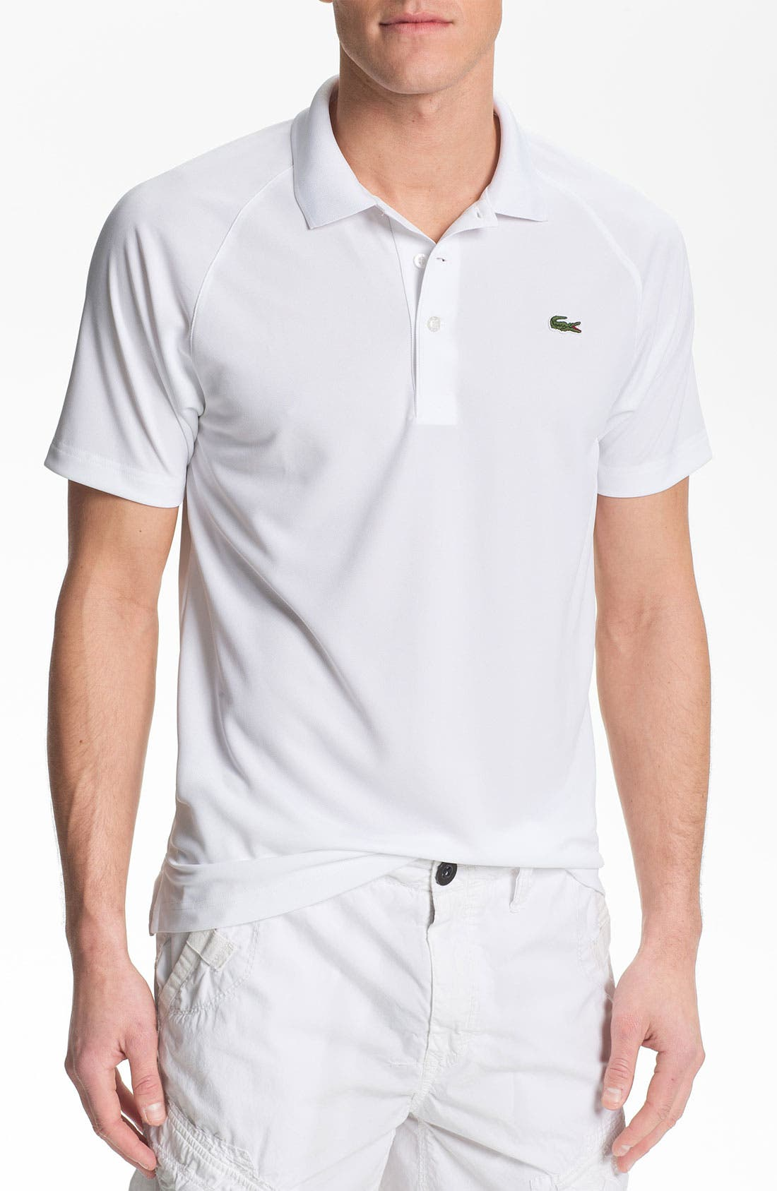Alternate Image 1 Selected - Lacoste 'Super Dry' Dri-FIT Polo