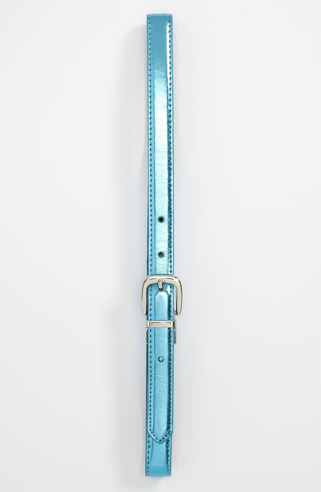 Alternate Image 1 Selected - Rockin Robin Reversible Belt (Little Girls & Big Girls)