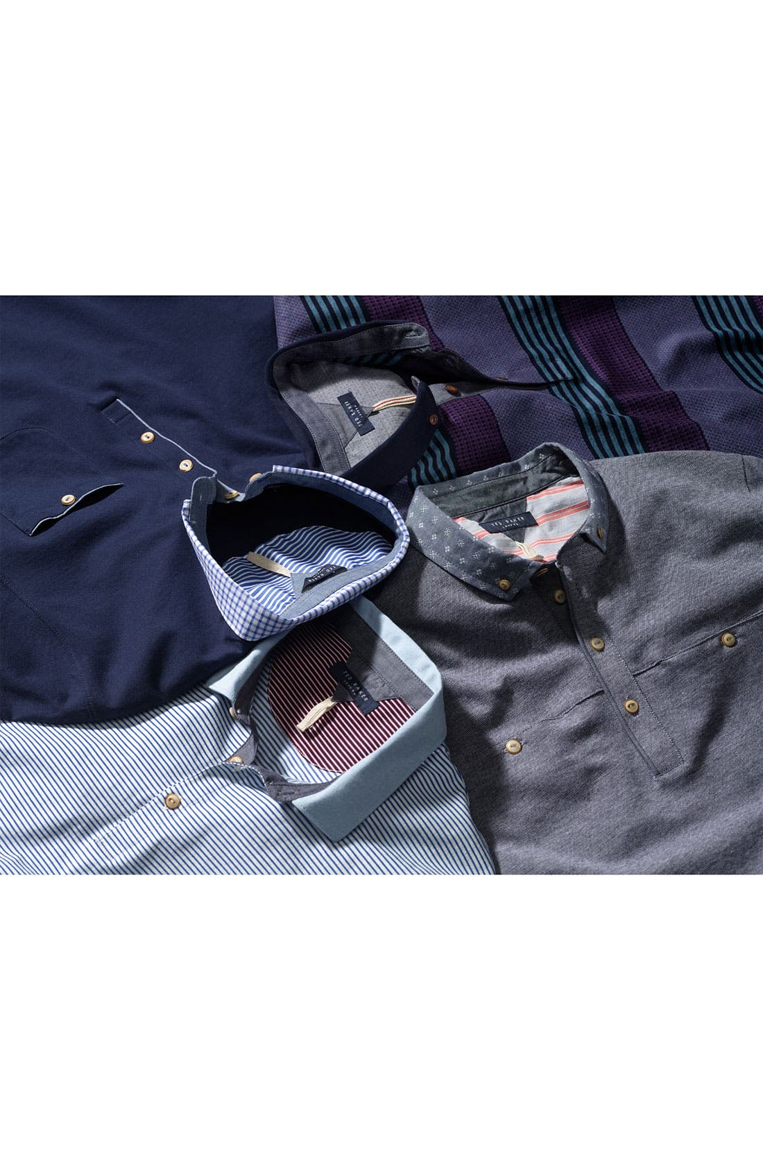 Alternate Image 4  - Ted Baker London 'Dontgo' Polo